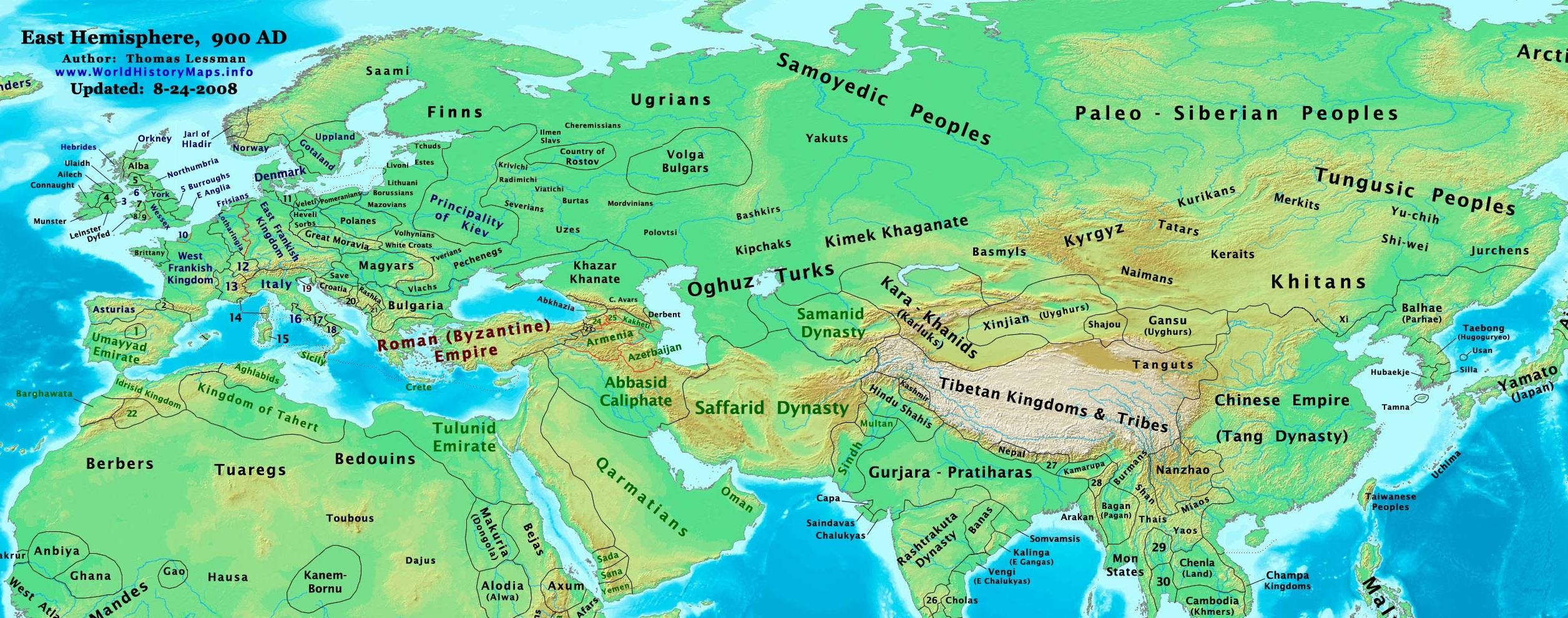 900 AD