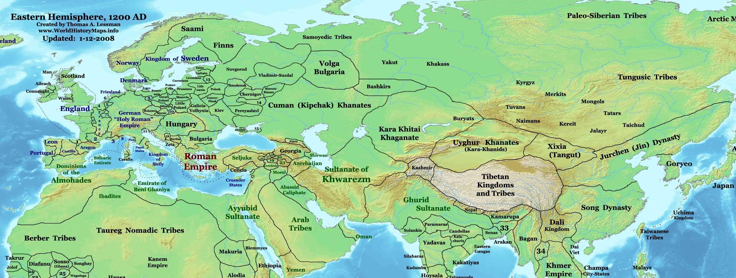 1200 AD