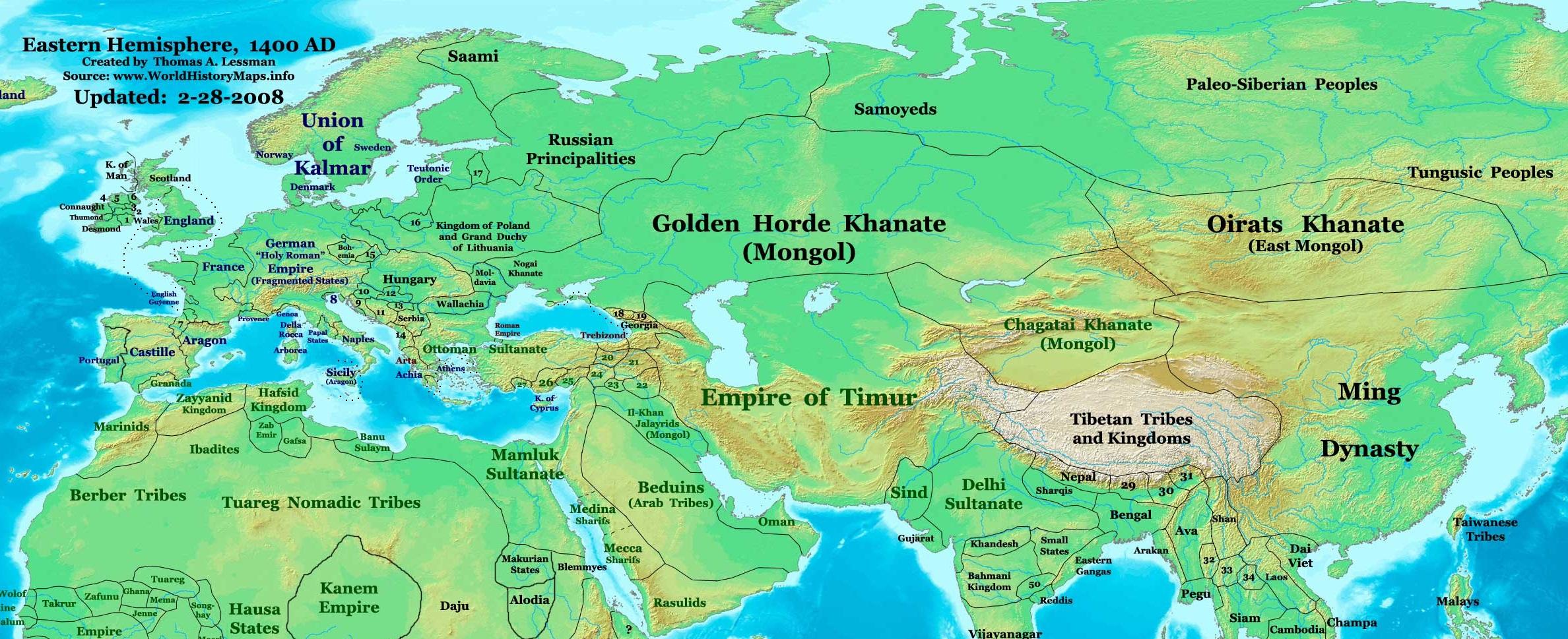 1400 AD