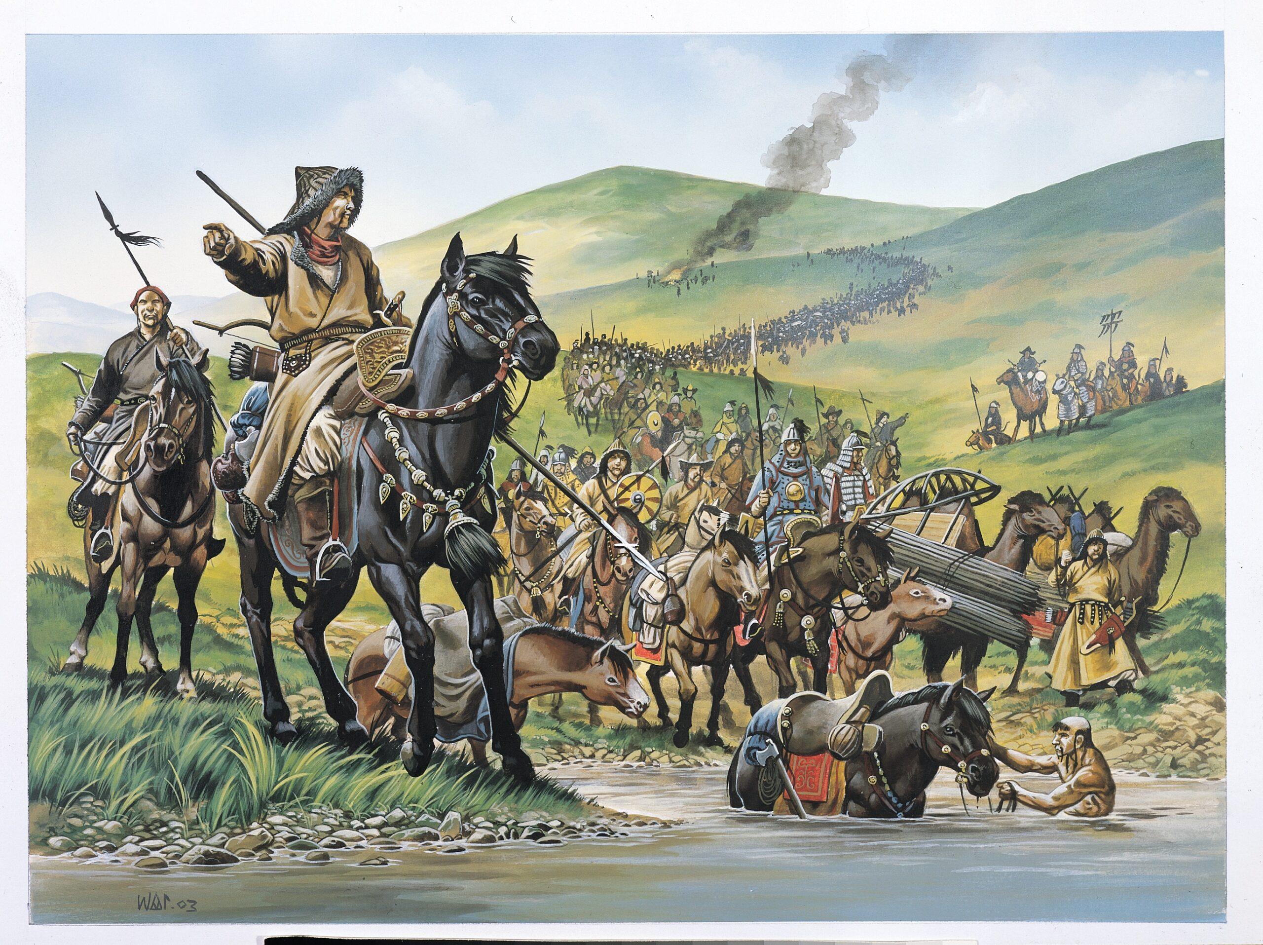 Mongols Proper - 1