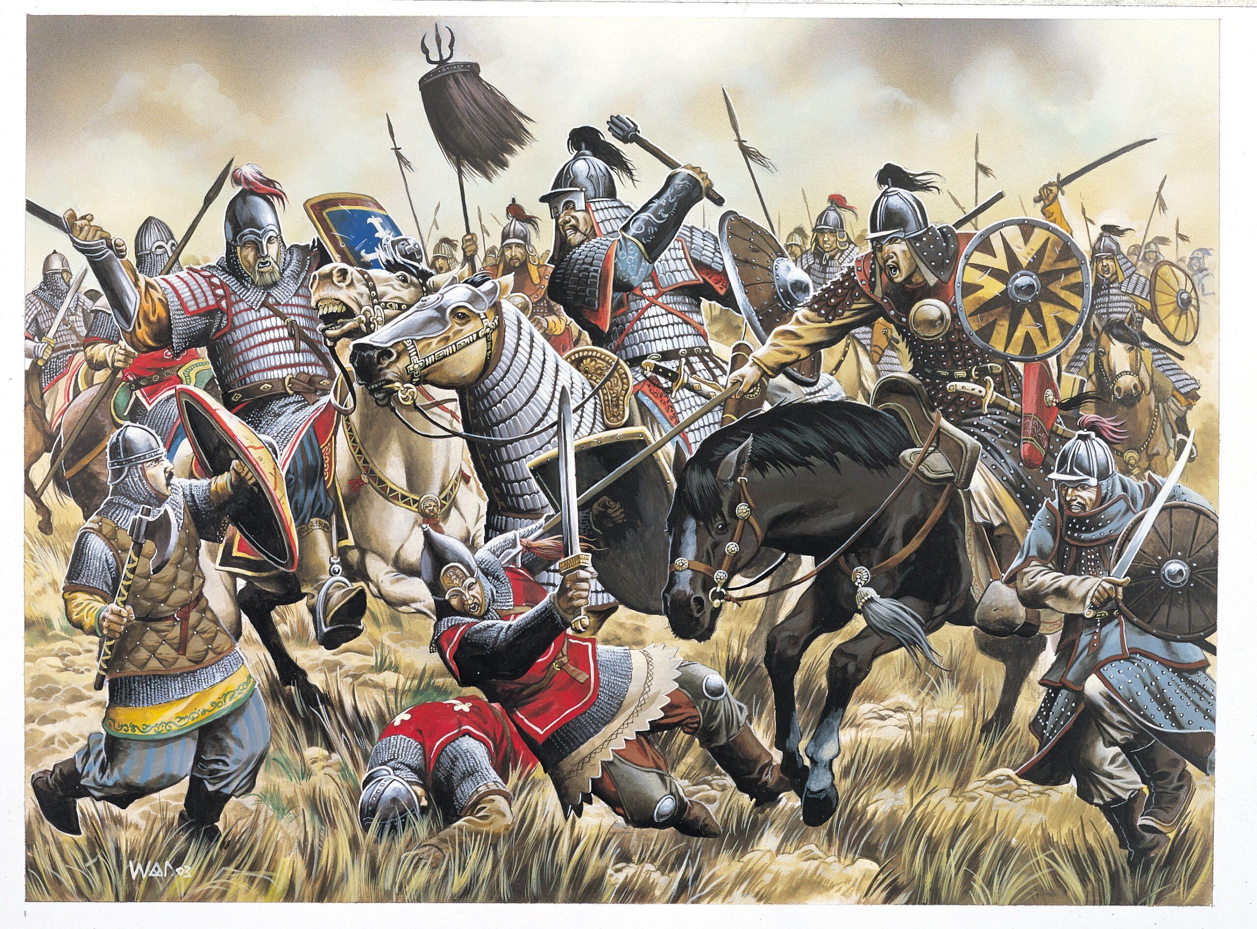 Mongols Proper - 2