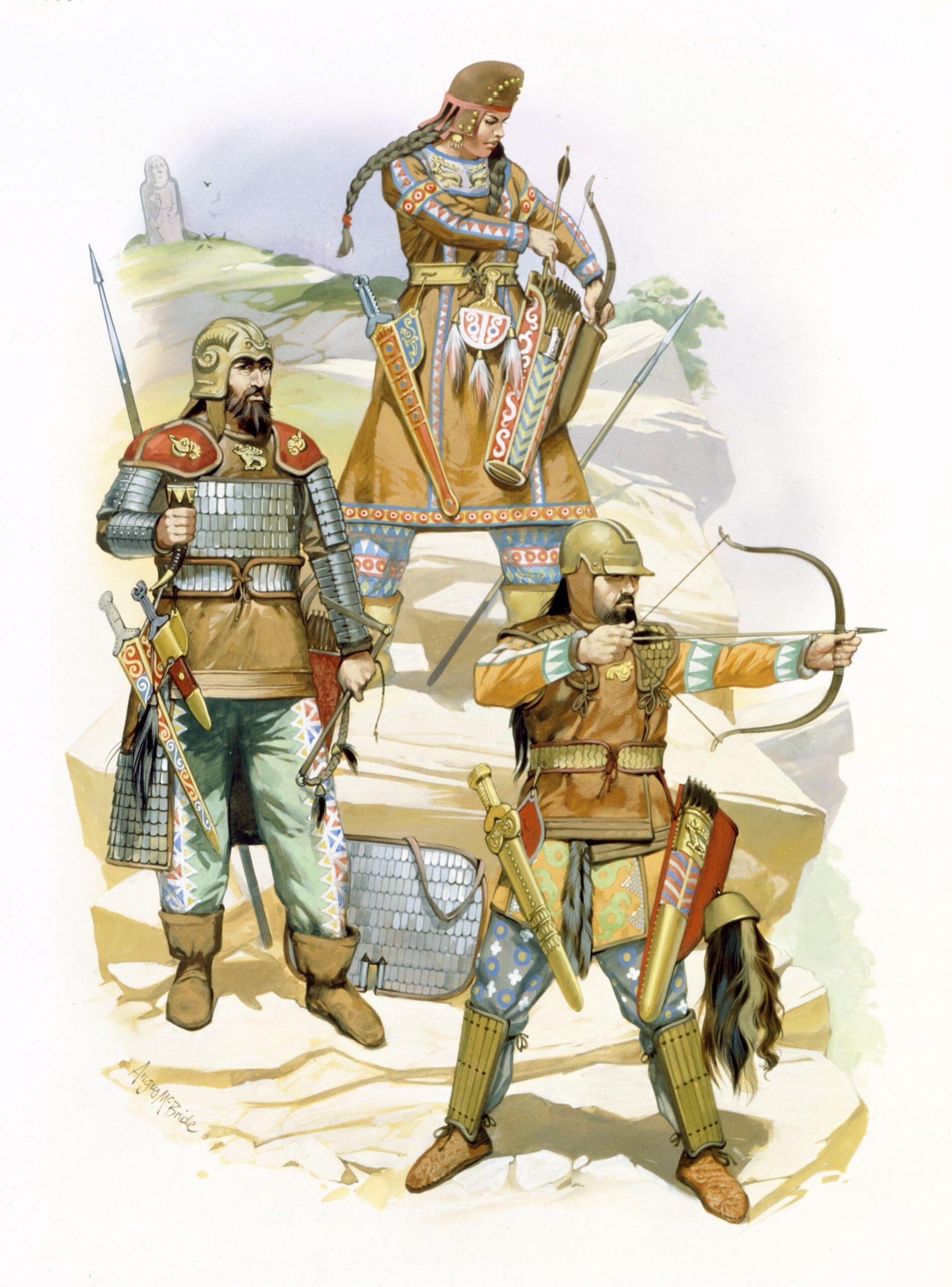 Scythians - 3 (With Amazon)