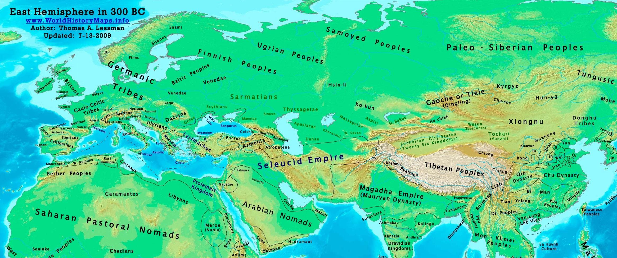 300 BC