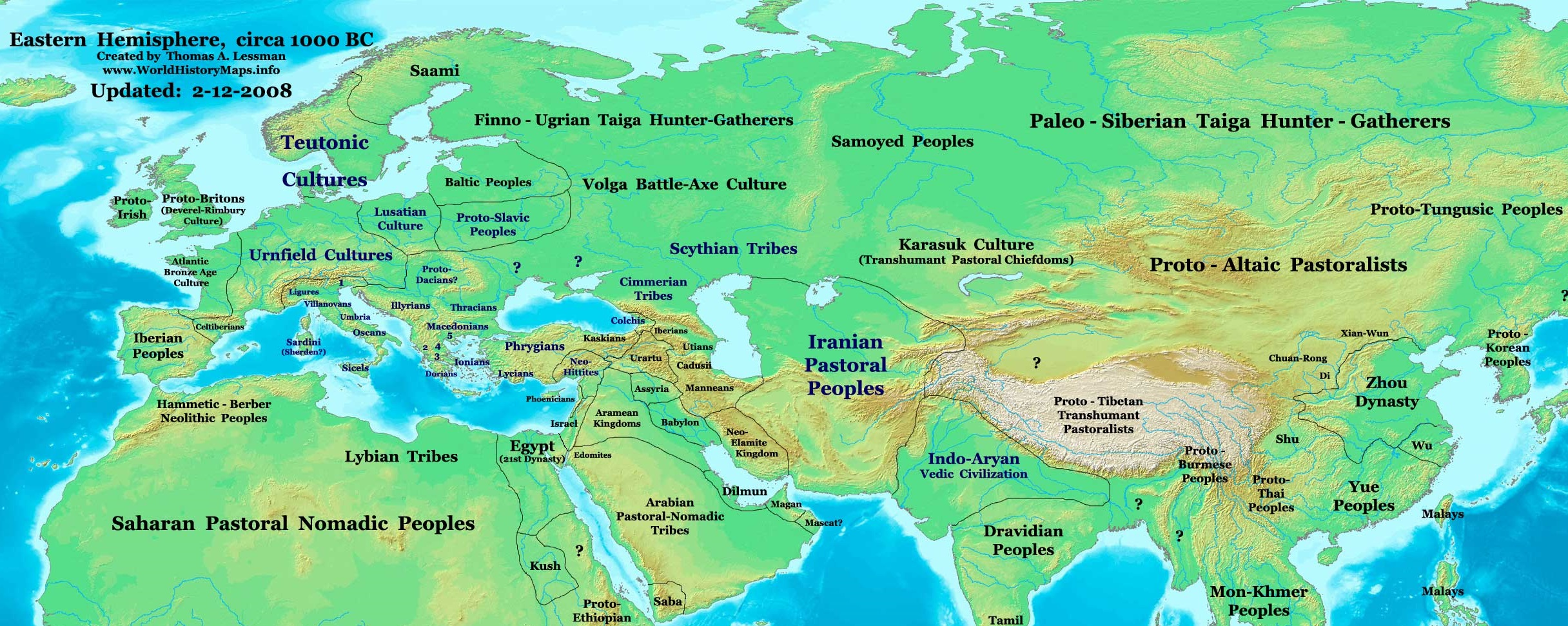 1000 BC