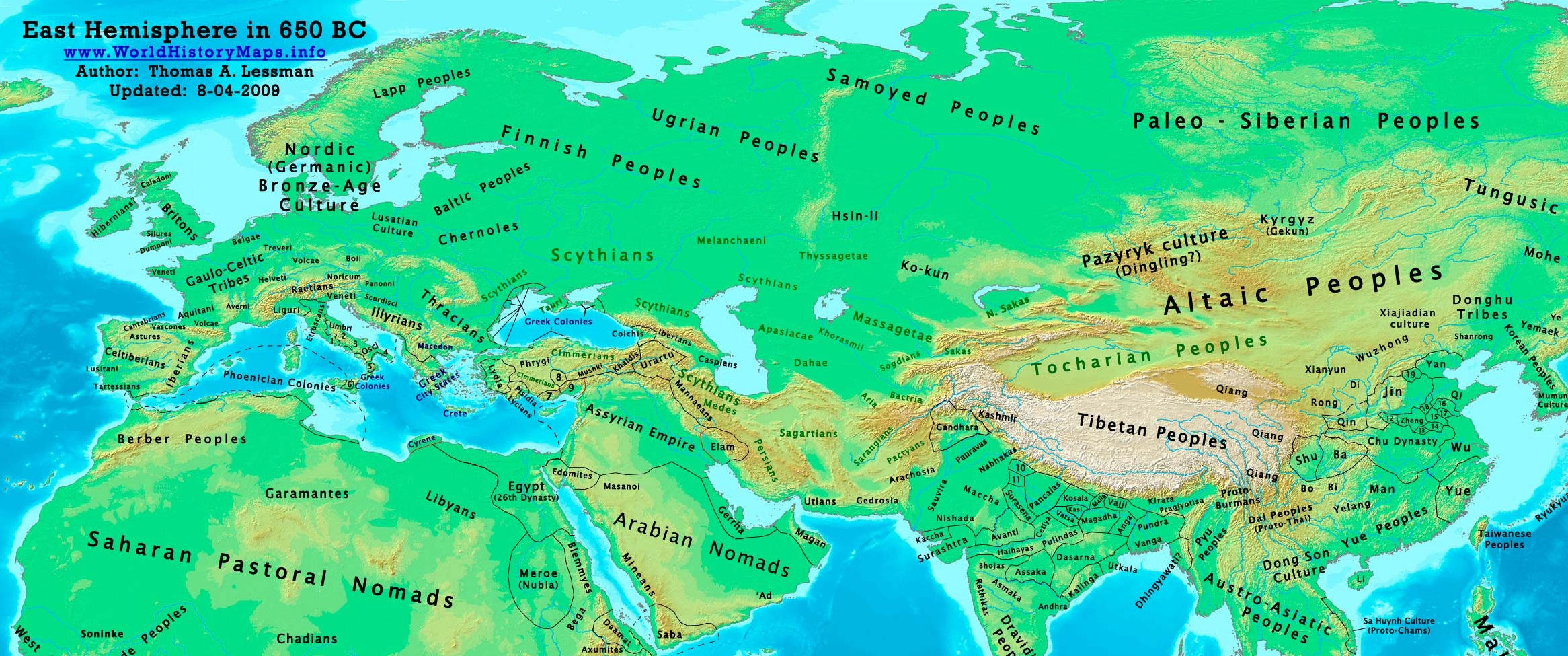 650 BC