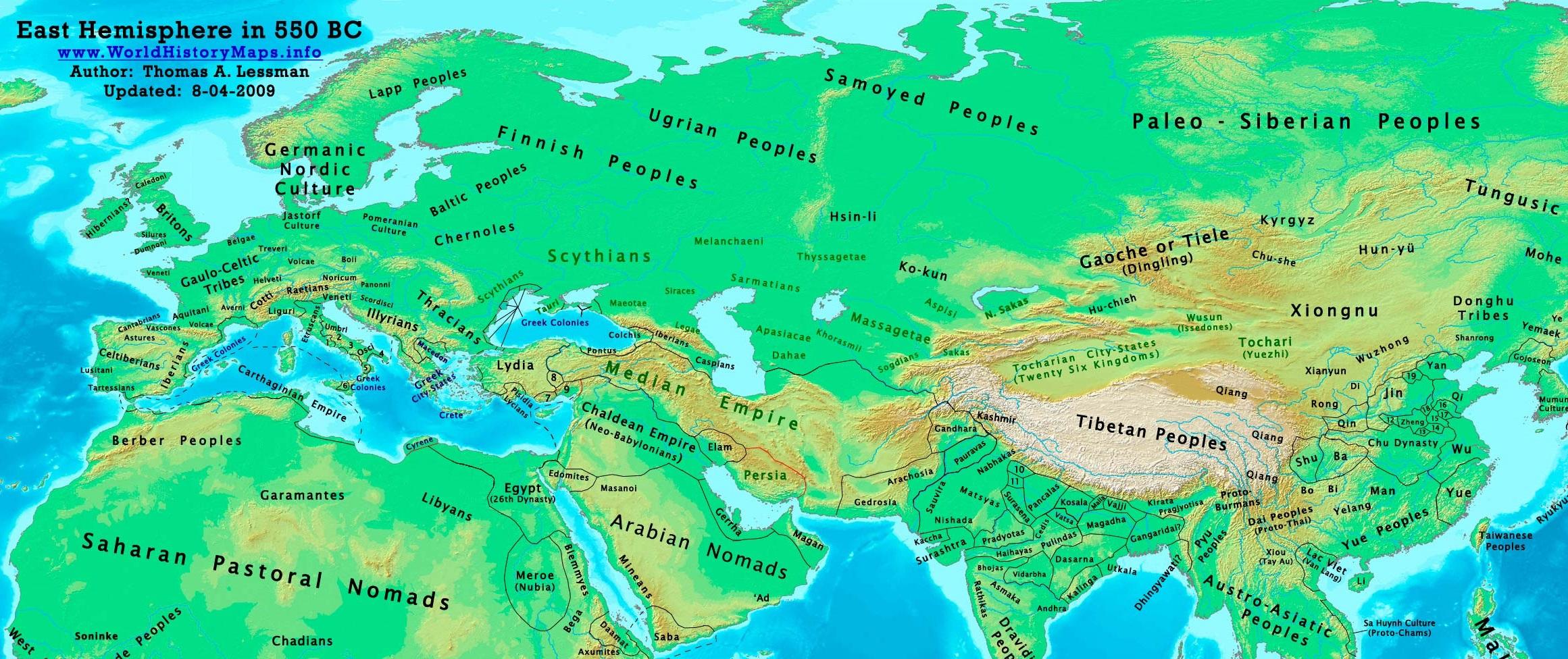 550 BC